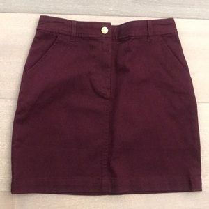 Brooks Brothers skirt (Girls)